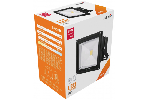 Avide LED Flood Light 30W NW 4000K