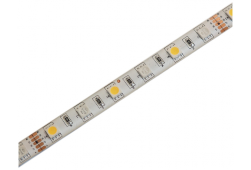 Avide LED Strip 12V 12W RGB+W(4000K) IP65 5m
